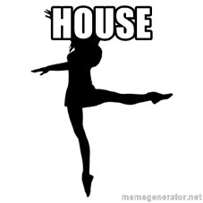 Socially Awkward Dancer - HOUSE