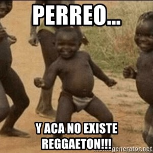 Third World Success - perreo... y aca no existe reggaeton!!!