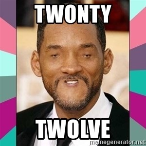woll smoth - twonty twolve