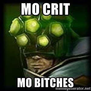 Master Yi - Mo crit Mo bitches