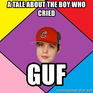 Guffdead - a tale about the boy who cried guf