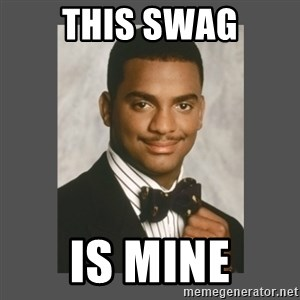 SWAG - THIS SWAG IS MINE