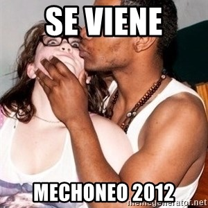 Scared White Girl - se viene mechoneo 2012