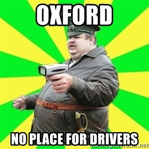 Kuban - Oxford No Place for drivers