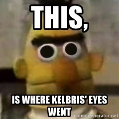 Starebert - This, is where kelbris' eyes went