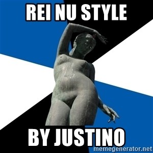 Typical Tallinn - REi nu style by Justino