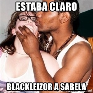 Scared White Girl - estaba claro blackleizor a sabela