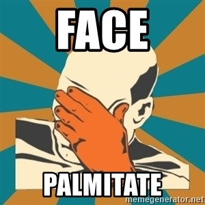 Captain Facepalm - Face Palmitate