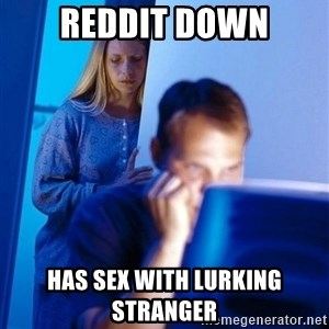 Redditors Wife - Reddit DOwn Has Sex with lurking stranger