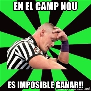 Deep Thinking Cena - EN EL CAMP NOu es imposible ganar!!