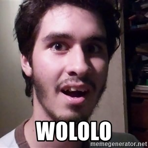 Awesome Carlos  - wololo