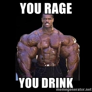 Giga Nigga - you rage you drink