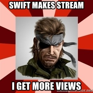 GERMAN SWIFT - swift makes stream i get more views