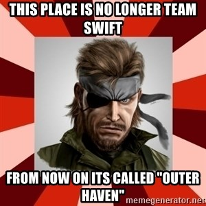 "GERMAN SWIFT - THIS PLACE IS NO LONGER TEAM SWIFT FROM NOW ON ITS CALLED ""OUTER HAVEN"""