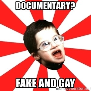Average YouTube Lover - documentary? fake and gay