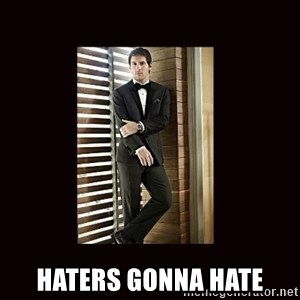 BondMessi - HATERS GONNA HATE