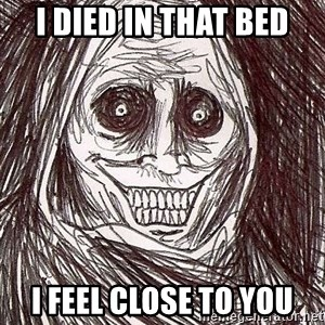 Shadowlurker - i died in that bed i feel close to you