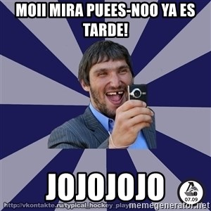 typical_hockey_player - Moii mira puees-noo ya es tarde! jojojojo
