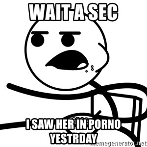 Cereal Guy - wait a sec i saw her in porno yestrday