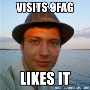 Beta Tom - Visits 9fag likes it