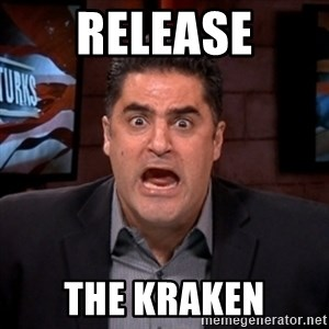Angry Cenk - Release the kraken