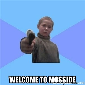 Gangster Matvey - Welcome to MOSSIDE