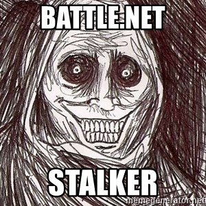 Shadowlurker - battle.net stalker