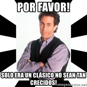 Bad Joke Jerry - POR FAVOR! SOLO ERA UN CLÁSICO NO SEAN TAN CRECIDOS!