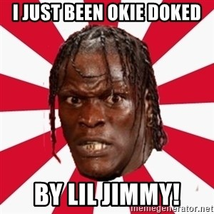 R-Truth - I just been okie doked by lil jimmy!