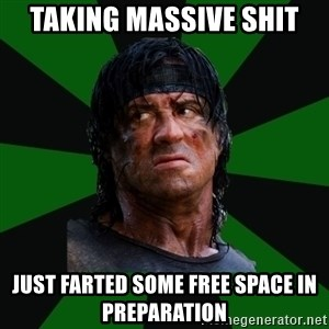 remboraiden - taking massive shit just farted some free space in preparation