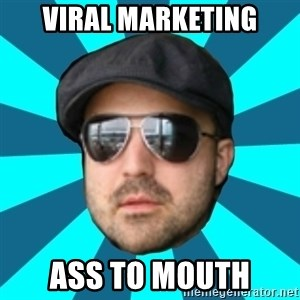 Internet Guru Istok - Viral marketing ass to mouth