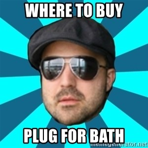 Internet Guru Istok - where to buy plug for bath