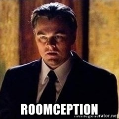 inception - Roomception