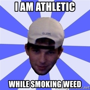 Mad Game Mike - i am athletic while smoking weed