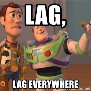 FINALES EVERYWHERE - Lag, Lag Everywhere