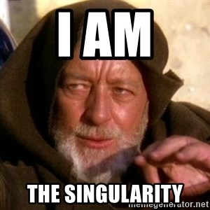 JEDI KNIGHT - i am  the singularity