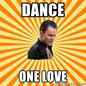 typical ballroom dancer - Dance One love
