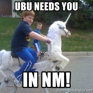 unicorn - UBU needs you in nm!