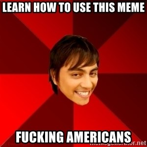 Un dia con paoly - Learn how to use this meme fucking americans