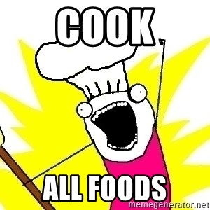 BAKE ALL OF THE THINGS! - COok All FoodS