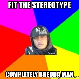 indian gangster - fit the stereotype completely bredda man