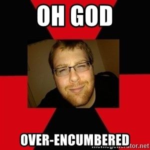 Jesse Cox - OH GOD OVER-Encumbered