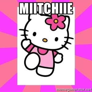 Hello Kitty - Miitchiie