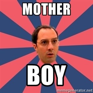 Buster Bluth Arr. - Mother boy