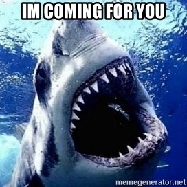 sharkdickman - IM COMING FOR YOU