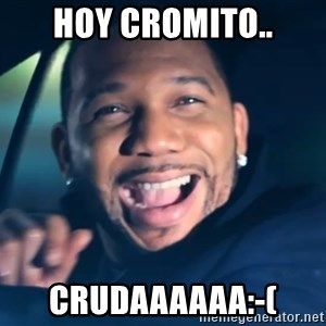 Black Guy From Friday - hoy cromito.. crudaaaaaa:-(