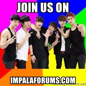 b2st - Join Us on ImpalaForums.com