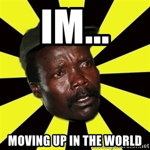 KONY THE PIMP - im... moving up in the world
