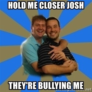 Stanimal - hold me closer josh they're bullying me