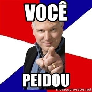 Glenn Beck The Winner - VOCÊ PEIDOU